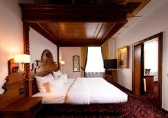 市中心國王高級酒店 - 慕尼黑 - 臥室