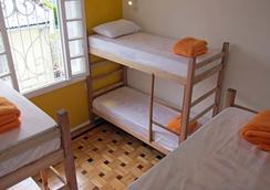 索拉爾63旅舍 - 阿雷格里港 - 臥室