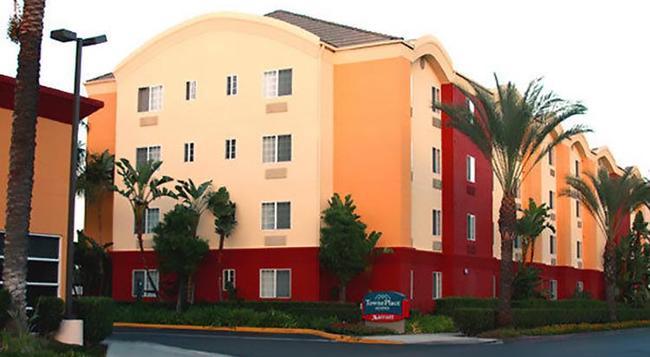 TownePlace Suites by Marriott Anaheim Maingate Near Angel Stadium - 安納海姆 - 建築