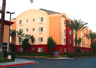 TownePlace Suites by Marriott Anaheim Maingate Near Angel Stadium