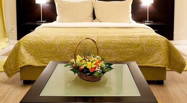 Hotel Excelsior - 貝爾格萊德 - 臥室