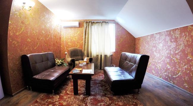 Lavitor Hotel - 比什凱克 - 臥室