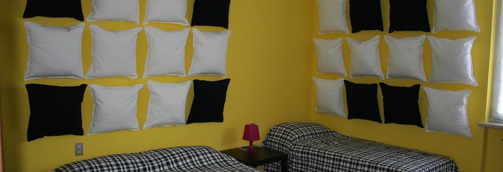 Casa Dei Fiori - 貝加莫 - 臥室