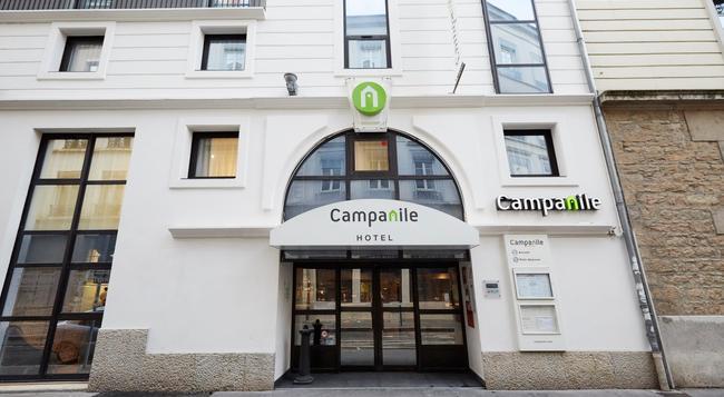 Campanile Lyon Centre - Berges du Rhône - 里昂 - 建築