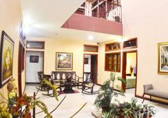 馬那瓜國際酒店 - 馬拿瓜 - 大廳