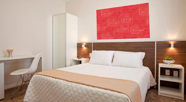Hotel Geranius Praia dos Ingleses - 弗洛里亞諾波利斯 - 臥室