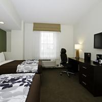 Sleep Inn & Suites Downtown Inner Harbor Guestroom