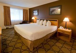 喬治王子城中心河濱酒店 - Prince George - 臥室