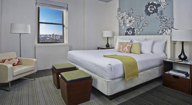 Stewart Hotel - 紐約 - 臥室