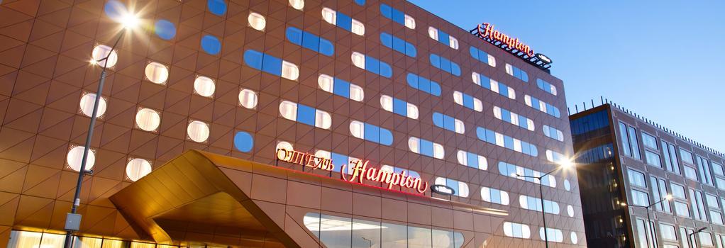 Hampton by Hilton Saint-Petersburg ExpoForum - 聖彼得堡 - 建築