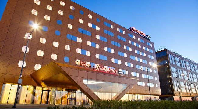 Hampton by Hilton Saint Petersburg ExpoForum - 聖彼得堡 - 建築