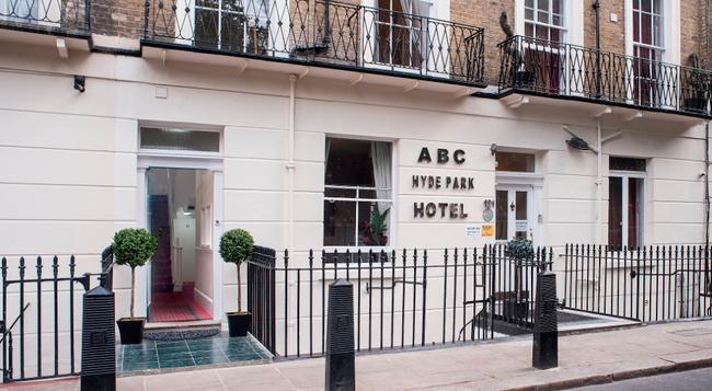 ABC Hyde Park Hotel - 倫敦 - 建築
