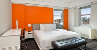 紐約時代廣場聯排酒店 - 紐約 - 臥室
