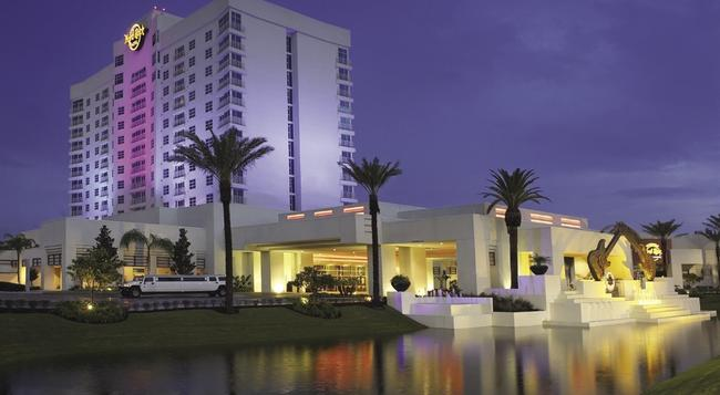 Seminole Hard Rock Hotel & Casino Tampa - 坦帕 - 建築