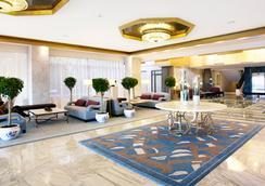 GPRO瓦爾帕萊索宮溫泉酒店 - 帕爾馬 - 大廳