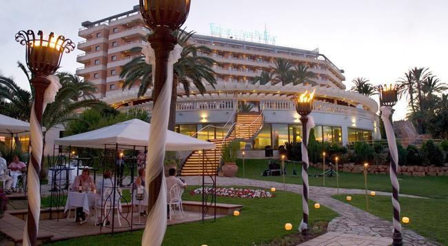 Gpro Valparaiso Palace & Spa - 帕爾馬 - 建築