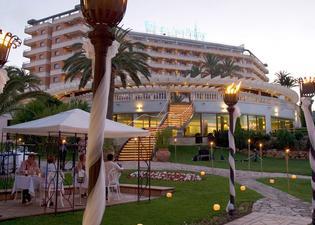 GPRO瓦爾帕萊索宮溫泉酒店