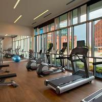 SpringHill Suites by Marriott Denver Downtown Health club