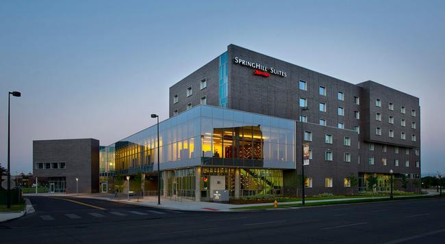 SpringHill Suites by Marriott Denver Downtown - 丹佛 - 建築