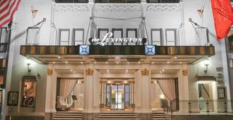 紐約市列剋星敦大道傲途格精選酒店 - 紐約 - 建築
