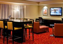 紐約拉瓜迪亞機場萬豪酒店 - 皇後區 - 大廳