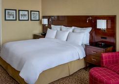 紐約拉瓜迪亞機場萬豪酒店 - 皇後區 - 臥室