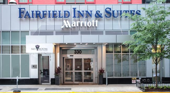 Fairfield Inn and Suites by Marriott New York Manhattan Times Square - 紐約 - 建築