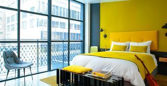 威廉飯店 - 紐約 - 臥室