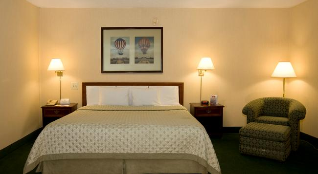 Meadowlands Plaza Hotel - 錫考克斯 - 臥室