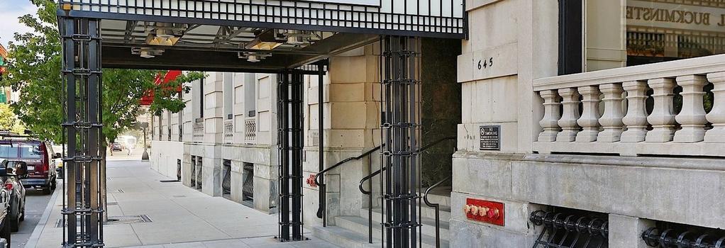 Boston Hotel Buckminster - 波士頓 - 建築