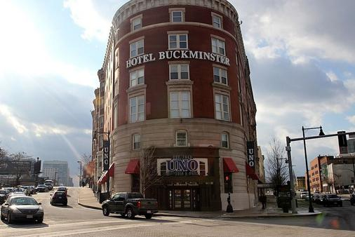 巴克敏斯特波士頓酒店 - 波士頓 - 建築