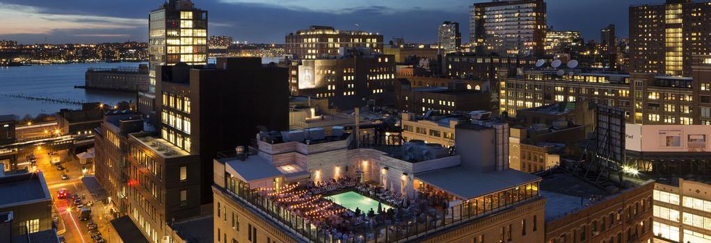 Soho House New York - 紐約 - 建築