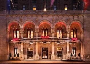 紐約東區萬豪酒店