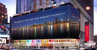 紐約馬奎斯萬豪飯店 - 紐約 - 建築