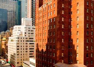 紐約57萬麗酒店
