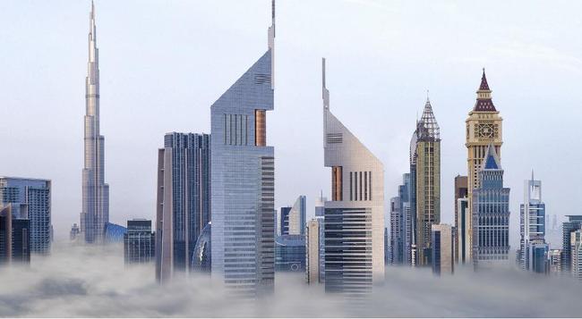Jumeirah Emirates Towers - 杜拜 - 建築
