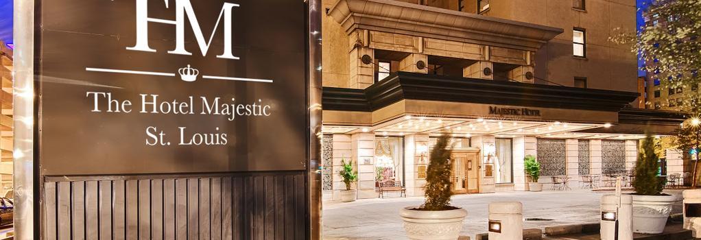 The Hotel Majestic St. Louis - 聖路易斯 - 建築