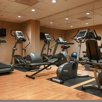 The Hotel Majestic St. Louis Health club