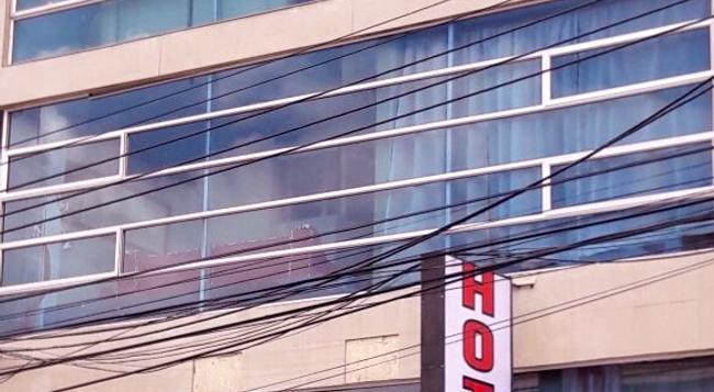 Hotel Colombia Real Bogotá - Bogotá - 建築