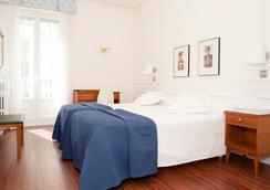 索斯酒店 - 薩拉戈薩 - 臥室