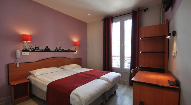 Grand Hotel De Turin - 巴黎 - 臥室
