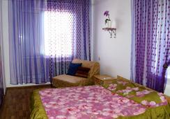 Golubaya Bukhta Art-Hotel - 格連吉克 - 臥室