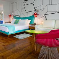 The Vagabond Hotel Guestroom