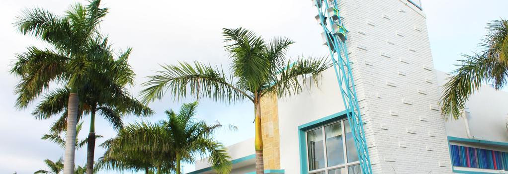 The Vagabond Hotel - 邁阿密 - 建築