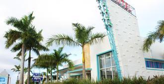 流浪者酒店 - 邁阿密 - 建築