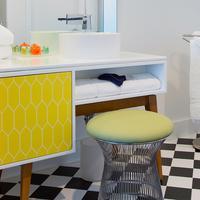 The Vagabond Hotel Bathroom