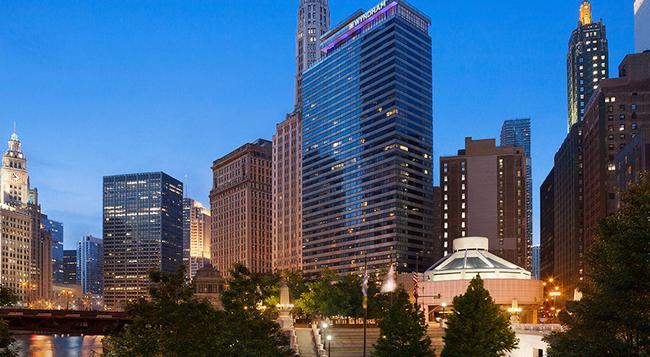 Wyndham Grand Chicago Riverfront - 芝加哥 - 建築