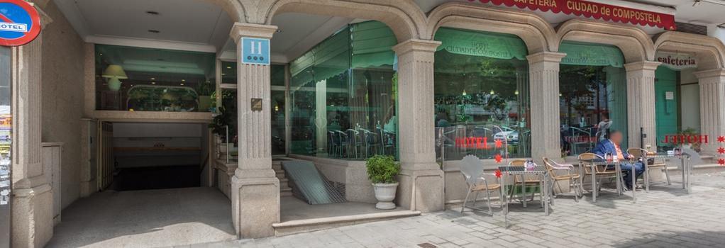 Hotel Ciudad De Compostela - 聖地亞哥-德孔波斯特拉 - 建築