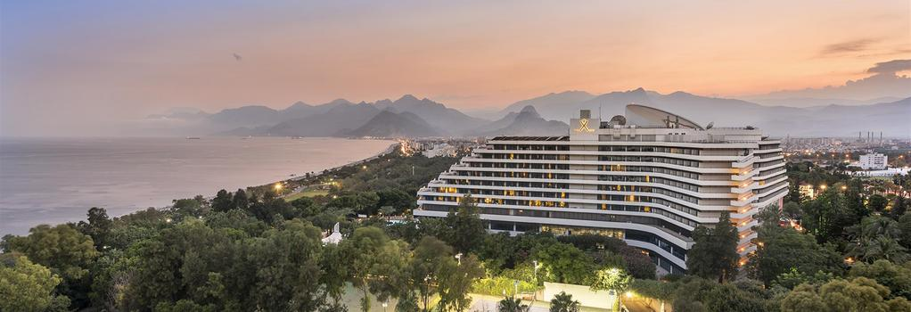 Rixos Downtown Antalya - 安塔利亞 - 建築