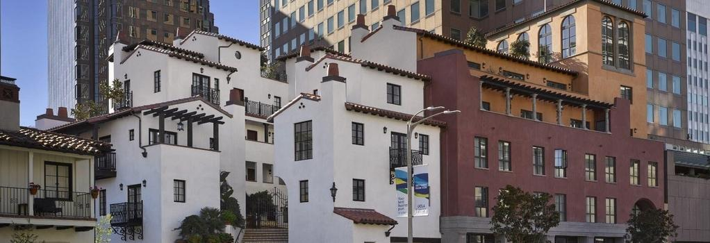 Plaza la Reina - 洛杉磯 - 建築